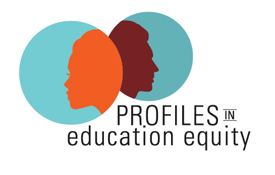 Profiles in Education Equity logo