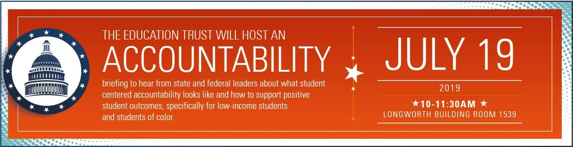 Hill Briefing Accountability For Student Success In Higher Education The Education Trust