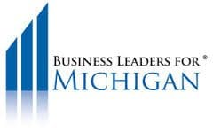 Business Leaders for Michigan logo