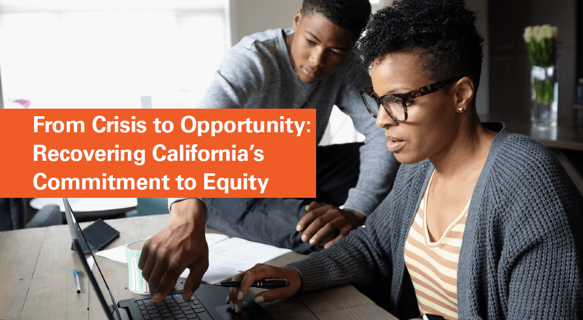 State and Local Considerations for Addressing 5 Key Equity Challenges for 2020-21: